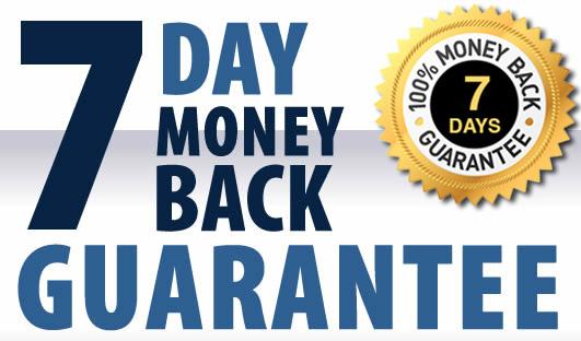 7 day money back guarantee e1