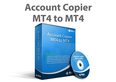 Account Copier MT4 to MT4 400