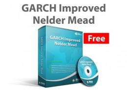 GARCH Improved Nelder Mead 400