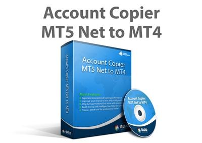 Account Copier MT5 Net to MT4 400