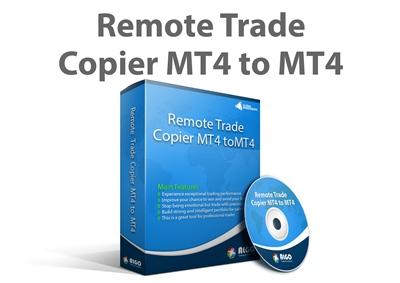 Remote Trade Copier MT4 to MT4 400