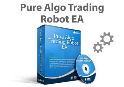 Pure Algo Trading Robot EA 400