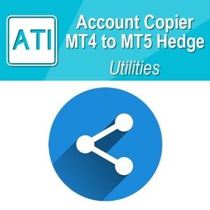 Account Copier MT4 to MT5 Hedge
