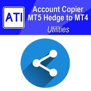 Account Copier MT5 Hedge to MT4