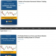 Trading Education Books for Price Action and Pattern