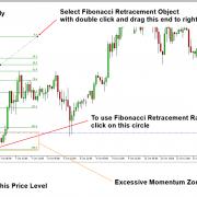 Tutorial using Excessive Momentum and Fibonacci Ratio Analysis